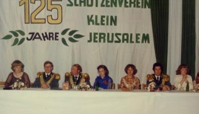 1979 Jubiläumskönig Karl Verhalen