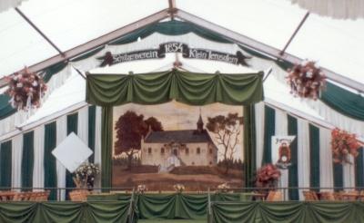 1984 Bühnenbild